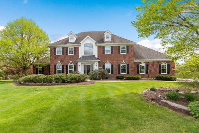 St. Charles Single Family Home New: 5n979 Oak Run Court