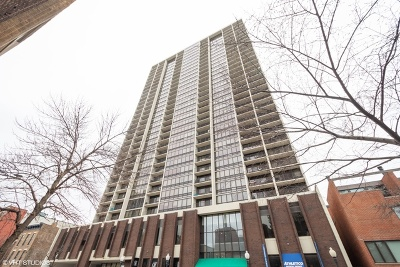 Condo/Townhouse For Sale: 1636 North Wells Street #411