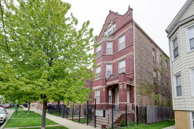 Condo/Townhouse Price Change: 2904 North Avers Avenue #2F