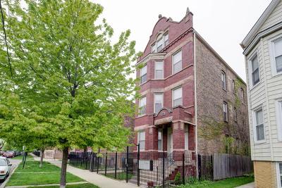 Condo/Townhouse For Sale: 2904 North Avers Avenue #2F