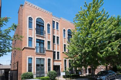 Condo/Townhouse For Sale: 3242 North California Avenue #1N