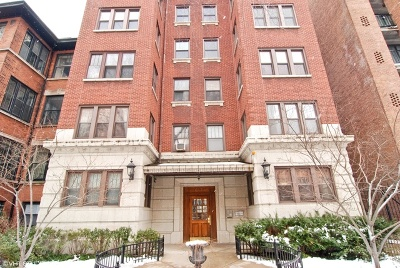 Condo/Townhouse New: 647 West Sheridan Road #1E