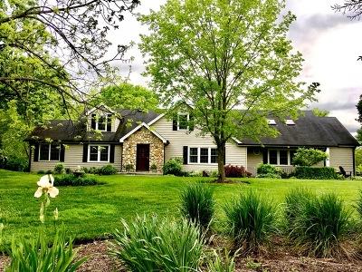 Barrington Single Family Home New: 66 West Lake Shore Drive