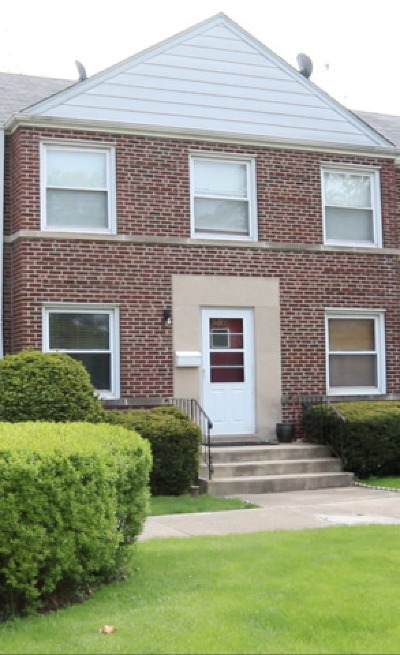 Evanston Condo/Townhouse For Sale: 407 Dodge Avenue