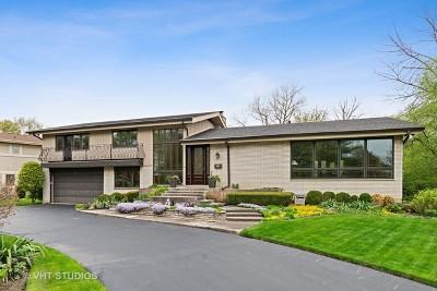 Highland Park Single Family Home For Sale: 261 Aspen Lane