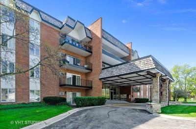Downers Grove Condo/Townhouse Contingent: 4225 Saratoga Avenue #415B
