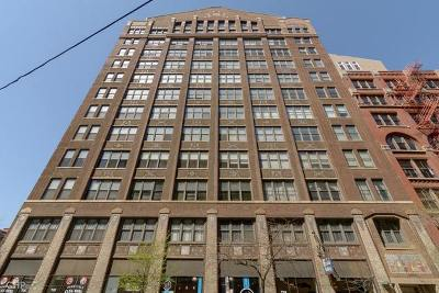 Condo/Townhouse For Sale: 720 South Dearborn Street #901