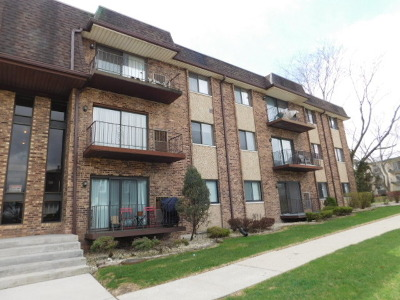 Hickory Hills Condo/Townhouse For Sale: 8901 South Roberts Road #101