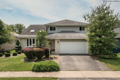 Midlothian IL Single Family Home For Sale: $245,900