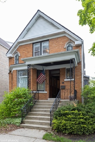 Chicago Residential Lots & Land New: 3908 North Bell Avenue