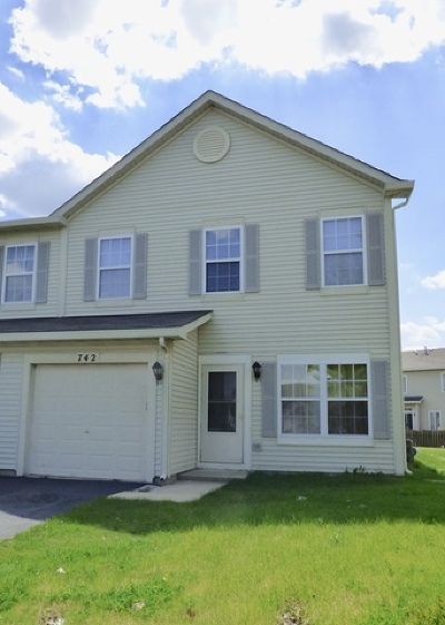Romeoville Rental For Rent: 742 South Shannon Drive