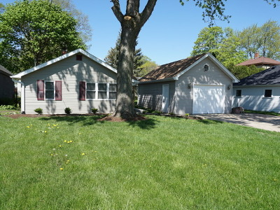 Batavia Single Family Home For Sale: 119 North Lincoln Street