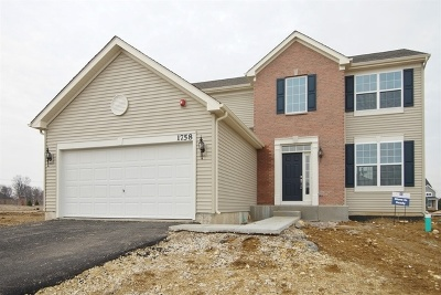 Hoffman Estates Single Family Home For Sale: 1802 Sheffield Drive