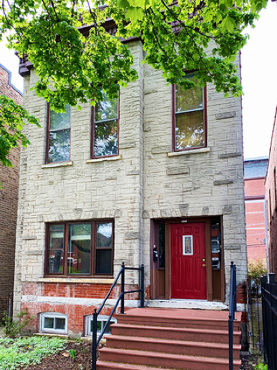 Chicago Multi Family Home For Sale: 1352 North Oakley Boulevard
