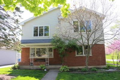 Elmhurst Single Family Home Price Change: 888 South Hawthorne Avenue