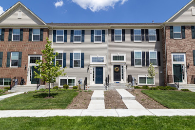 Gilberts Condo/Townhouse For Sale: 410 Town Center Boulevard