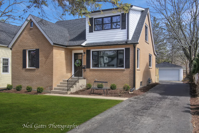 Single Family Home For Sale: 1291 Edgewood Road
