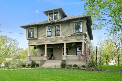 Wheaton Single Family Home For Sale: 708 South Wheaton Avenue