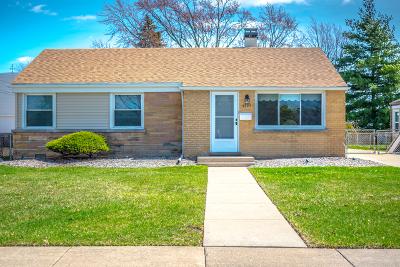 Morton Grove Single Family Home New: 9323 National Avenue