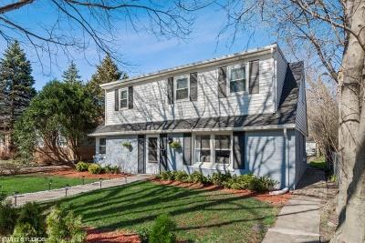 Evanston Single Family Home For Sale: 9112 Ewing Avenue