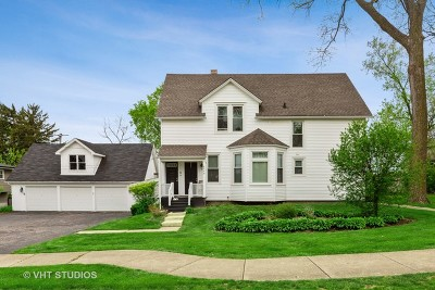 Downers Grove Multi Family Home For Sale: 4948 Florence Avenue