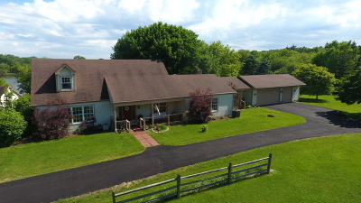 Barrington Hills Single Family Home New: 7 Marmon Lane
