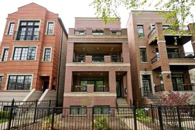 Condo/Townhouse For Sale: 2840 North Racine Avenue #3