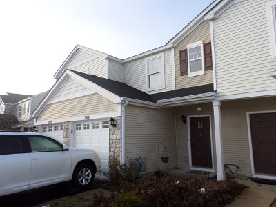 Carpentersville Rental For Rent: 2091 Limestone Lane