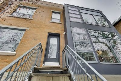 Condo/Townhouse For Sale: 1311 West Wrightwood Avenue #102