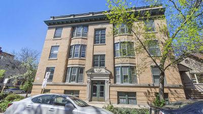 Condo/Townhouse For Sale: 2100 North Hudson Avenue #3