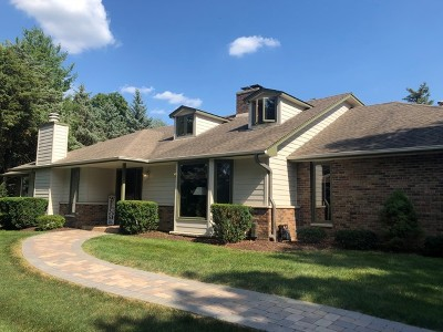 Woodstock Single Family Home Contingent: 10521 Country Club Road