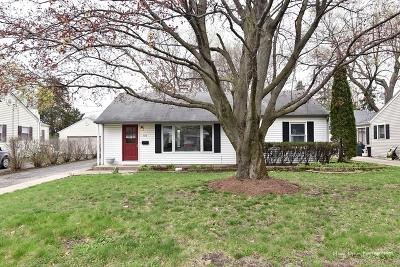Geneva Single Family Home For Sale: 728 North Lincoln Avenue