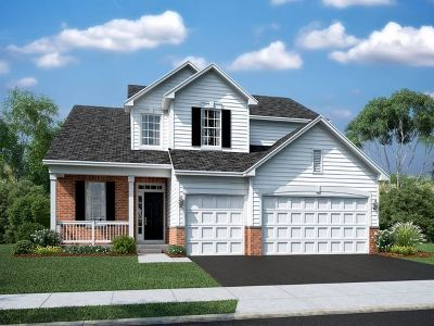Hoffman Estates Single Family Home For Sale: 1760 Newberry Lane
