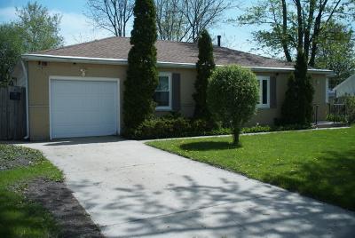 Hoffman Estates Single Family Home For Sale: 190 Carthage Lane