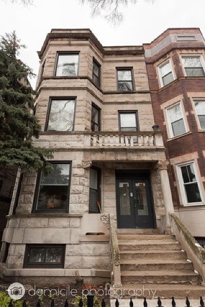 Multi Family Home For Sale: 3811 North Wilton Avenue
