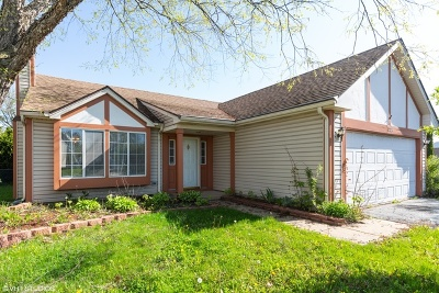 Elgin Single Family Home Contingent: 1224 Longford Circle