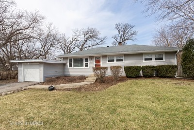 Grayslake Single Family Home For Sale: 33099 Rolling Hills Road