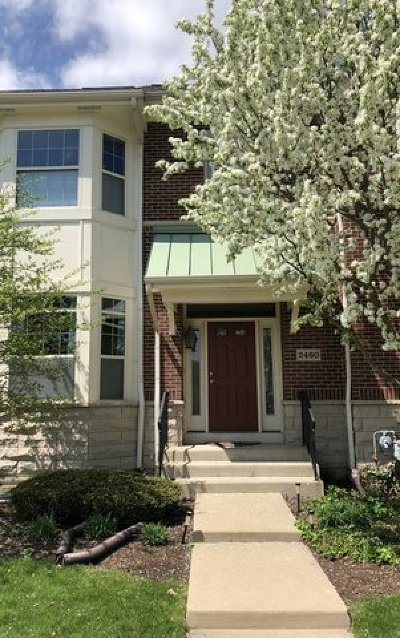 Glenview Condo/Townhouse For Sale: 2460 Violet Street