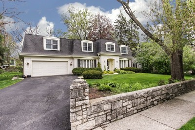Arlington Heights Single Family Home New: 1530 East Kensington Road