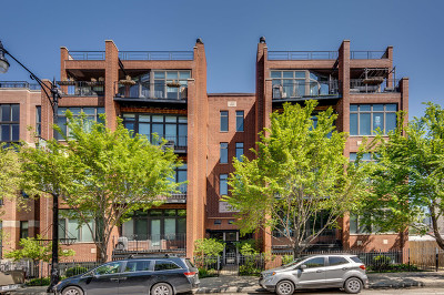 Condo/Townhouse New: 1738 West Belmont Avenue #2F
