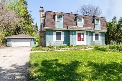 Palatine Single Family Home For Sale: 690 West Hill Road