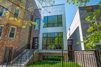 Chicago IL Single Family Home Re-Activated: $1,298,000