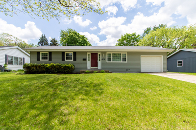 Single Family Home For Sale: 313 Rowe Drive