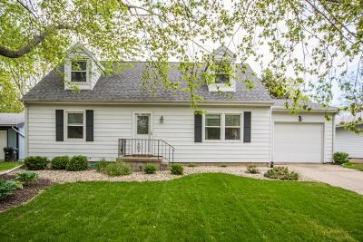 Single Family Home For Sale: 3104 Winchester Drive