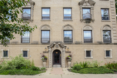 Condo/Townhouse For Sale: 2048 West Farwell Avenue #2W