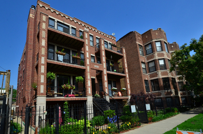Condo/Townhouse For Sale: 4908 North Winthrop Avenue #GN