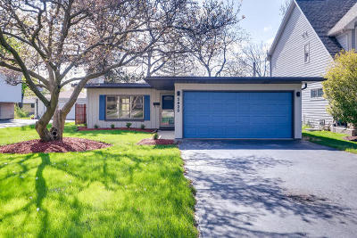 Downers Grove Single Family Home For Sale: 5820 Lyman Avenue