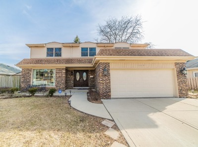 Mount Prospect Single Family Home For Sale: 1623 East Greenwood Drive