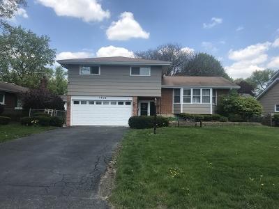 Mount Prospect Single Family Home New: 1402 East Dogwood Lane
