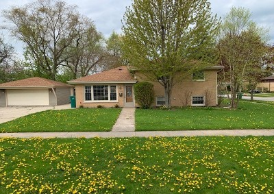 Wheeling Single Family Home For Sale: 1301 Anthony Road